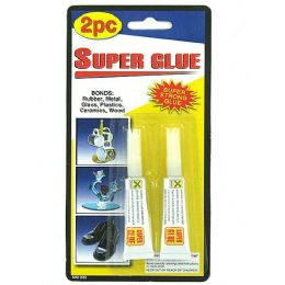 72 of Super Glue Value Pack