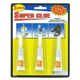 72 of 3 Pack Super Glue