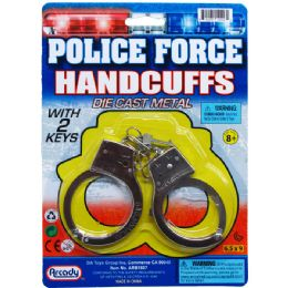 96 of Police Force Handcuffs