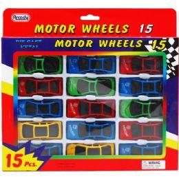 96 of Fifteen Piece Motor Wheels