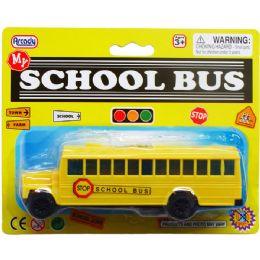 72 of Six Inch School Bus