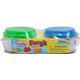 72 of 2 Piece Play Dough Set