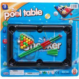 48 of Pool Table Play Set