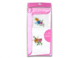 72 of Ladies Handkerchief Set