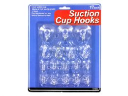72 of Suction Cup Hooks