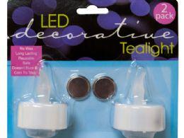 72 of Decorative Led Tea Light Candles