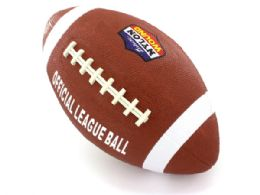 6 of Official Size Football