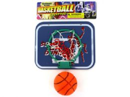 72 of Basketball Game With Backboard