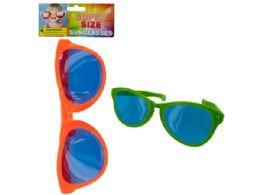 72 of Super Size Sunglasses