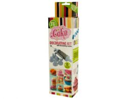 18 of Cake Decorating Kit With Nozzles