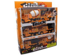 6 of Friction Powered Construction Trucks
