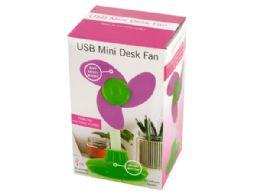 24 of Usb Mini Flower Shape Desk Fan