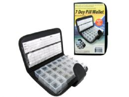 18 of 7 Day Pill Wallet
