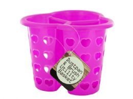 72 of ThreE-Compartment Heart Design Utility Basket