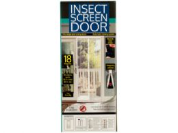 12 of Insect Screen Door With Magnetic Closure