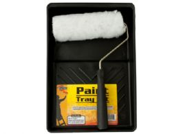 24 of Paint Roller & Tray Kit