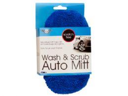 54 of Scratch Free Wash & Scrub Auto Sponge