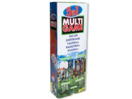 3 of 5 In 1 MultI-Sport Game