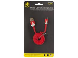 60 of 3.2' MicrO-Usb Charge & Sync Cable