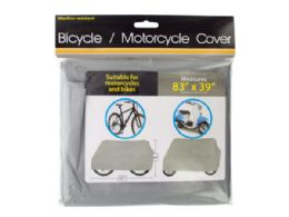 30 of Bulk Buys Brand Weather Resistant Bicycle & Motorcycle Cover
