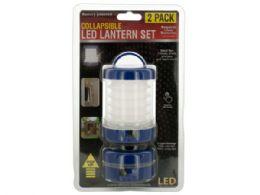 12 of Collapsible Led Lantern Set