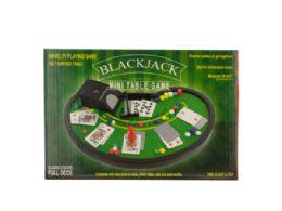 12 of Blackjack Mini Table Game