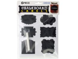 60 of SelF-Adhesive Chalkboard Labels