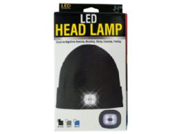 12 of Unisex Led Head Lamp Beanie