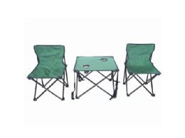 3 of Folding Portable Camping Set With Carry Bag