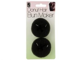 60 of Donut Hair Bun Maker Set
