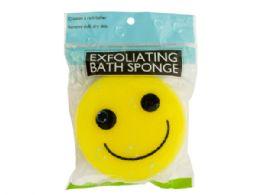 60 of Emoticon Bath Sponge