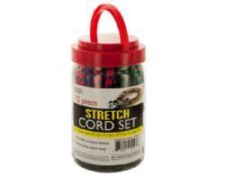 12 of Heavy Duty Stretch Cord Set