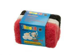 144 of Thick MultI-Purpose Scouring Pads Set