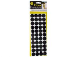 72 of SelF-Adhesive Round Floor Protectors