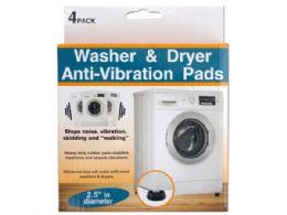 18 of Washer & Dryer AntI-Vibration Pads Set