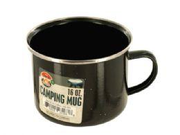 36 of 16 Oz. Enamel Camping Mug