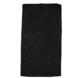 60 of Beach Towel In Black