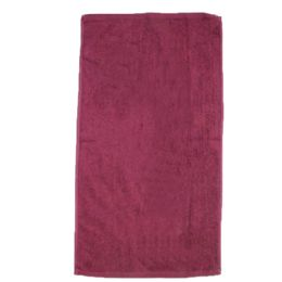 60 of Beach Towel In Maroon