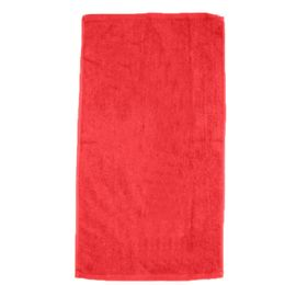 60 of Beach Towel In Red