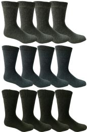180 of Yacht & Smith Men's Winter Thermal Tube Socks Size 10-13