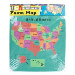 72 of Usa Foam Map Set