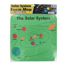 72 of Foam Solar System Map
