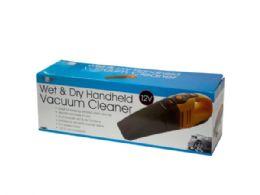 3 of Sterling Brand Auto Wet & Dry Handheld Vacuum Cleaner
