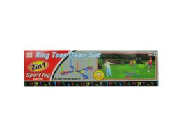 12 of Ring Toss Game Set