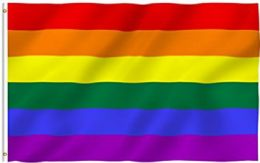 24 of Rainbow Pride Flags