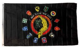24 of Vietnam Veteran Our Cause Was Just Flag
