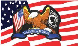 24 of Usa Pow Mia Flag Combo