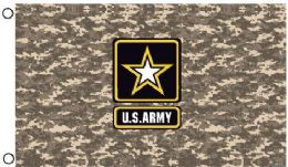24 of Licensed Us Army Digital Camo Flags