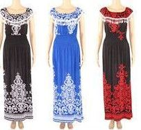 48 of Womens Fashion Summer Sun Dress In Assorted Sizes