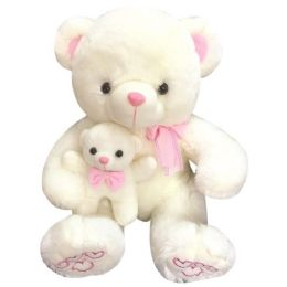12 of Seventeen Inch Bear With Baby
